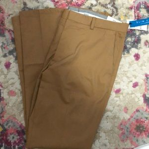 NWT Perry Ellis Travel Luxe Chino